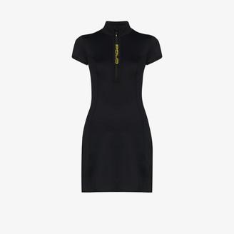 Polo Ralph Lauren Cutout Mini Dress