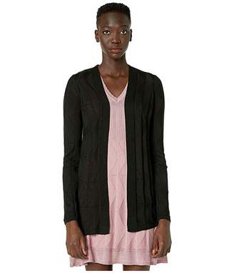 M Missoni Long Sleeve Open Front Cardigan