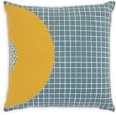 Ida Printed Circle Cushion 45 x 45cm