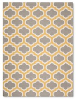 Threshold Indoor Outdoor Flatweave Fretwork Rug