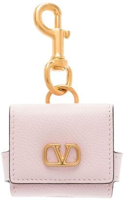 Valentino VLOGO Signature earphone case