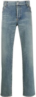 Balmain Straight-Leg Jeans