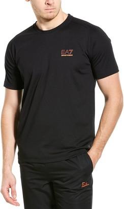 Emporio Armani Ea7 Crewneck T-Shirt