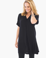 Chico's Long V-Neck Tunic