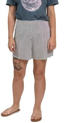 Volcom Striped Shorts