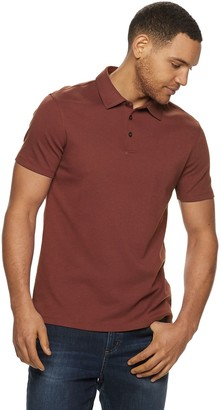 Apt. 9 Men's Soft Touch Stretch Polo