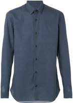 Z Zegna polka-dot shirt - men - Cotton - S