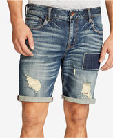 William Rast Men's Kendrick Denim Shorts