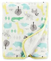 Carter's Safari Animal Print Blanket
