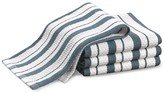Williams-Sonoma Williams Sonoma Classic Striped Dishcloths, French Blue