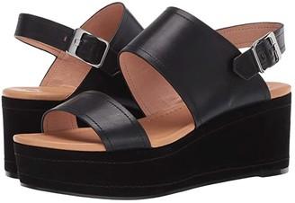 Corso Como Cc CC Fairen (Black Leather) Women's Shoes