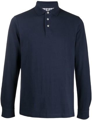 Hackett Plain Polo Shirt