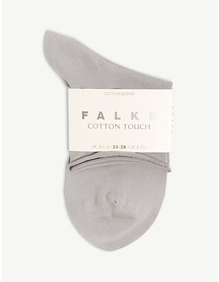 Falke Cotton Touch cotton-blend socks