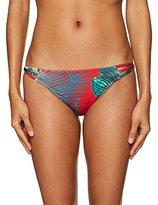 Roxy Women's Cuba Gang Base Girl Bikini Bottom