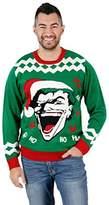 Junk Food Clothing The Joker Haha Hoho Ugly Christmas Sweater