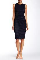 Shoshanna Agnes Stripe Midi Dress