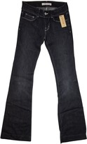 J Brand Anthracite Cotton - elasthane Jeans for Women