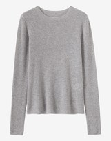 Toast Cashmere Wool Neat Pullover