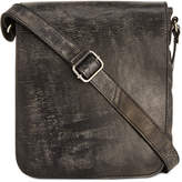 Patricia Nash Men's Roma Italian Leather Crossbody Bag