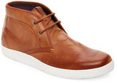 Ben Sherman Tan Vaughn Chukka Sneakers