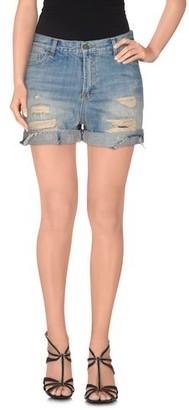 Messagerie Denim shorts