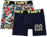 LICENSED PROPERTIES Teenage Mutant Ninja Turtles 2-pk. Boxer Briefs - Boys 4-10