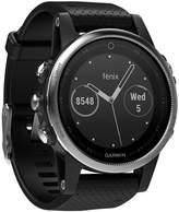 Garmin Fenix 5S GPS Multisport Watch - Black