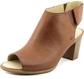 Josef Seibel Bonnie 09 Women Open-toe Leather Brown Bootie.