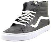 Vans SK8-Hi Zip CA Men US 12 Black Skate Shoe UK 11 EU 46