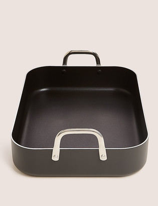 Marks and Spencer Aluminium 40cm Large Non-Stick Roaster