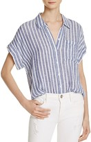 Rails Whitney Stripe Button-Down Shirt
