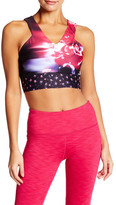 Nanette Lepore Flower Fall Sports Bra