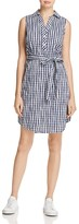 Foxcroft Adele Gingham Shirt Dress