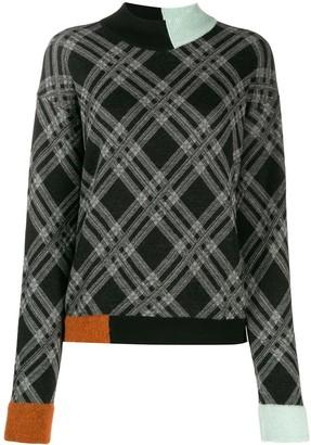 Antonio Marras block color jumper