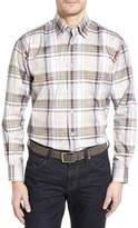 Robert Talbott Anderson Classic Fit Plaid Micro Twill Sport Shirt