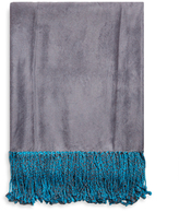A & R Cashmere Reversible Bamboo Throw