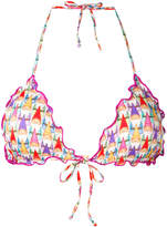 MC2 Saint Barth Sagittarius bikini top