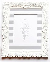 Heidi Swapp Gallery Ornate Frame Kit 15x18 inch - Personalize to Fit Your Style - fits 11x14 inch and 8x10 inch