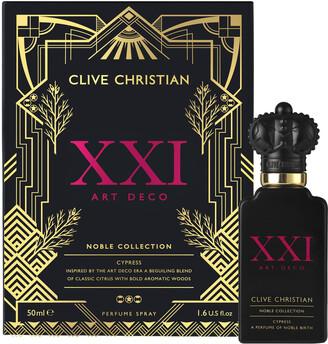 Clive Christian Noble Collection XXI Art Deco: Cypress Perfume Spray, 1.7 oz./ 50 mL