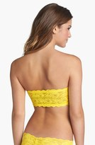 Cosabella 'Never Say Never' Lace Bandeau Bra