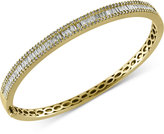 Effy Classique by Diamond Diamond Bangle in 14k White or Yellow Gold (1-9/10 ct. t.w.)