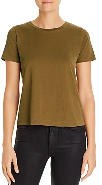 Eileen Fisher Petites Organic Cotton Tee