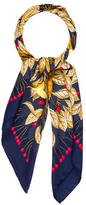 Hermes Les Merises Silk Scarf
