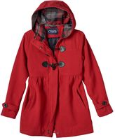 Chaps Toddler Girl Toggle Midweight Coat