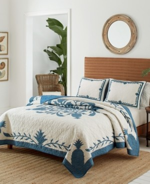 Tommy Bahama Aloha Pineapple Full/Queen Quilt