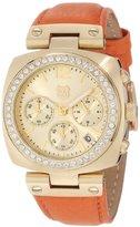Andrew Marc Women's AM30009 Classic Chronograph Stones Watch