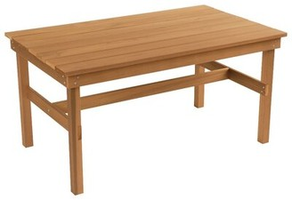 "Child Craft Loftus Outdoor Kids Play Table Childcraft Size: 24"" H x 48"" W x 30"" D"