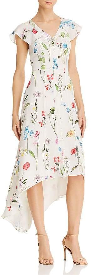 b77bea5a40 Parker Silk Print Dress - ShopStyle