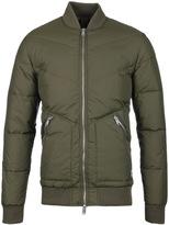 Penfield Vanleer Olive Green Down Jacket