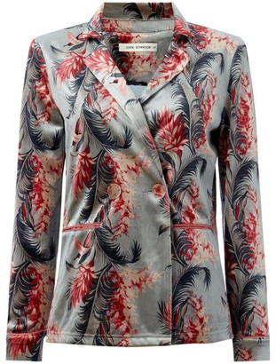 Sofie Schnoor Velvet Jacket